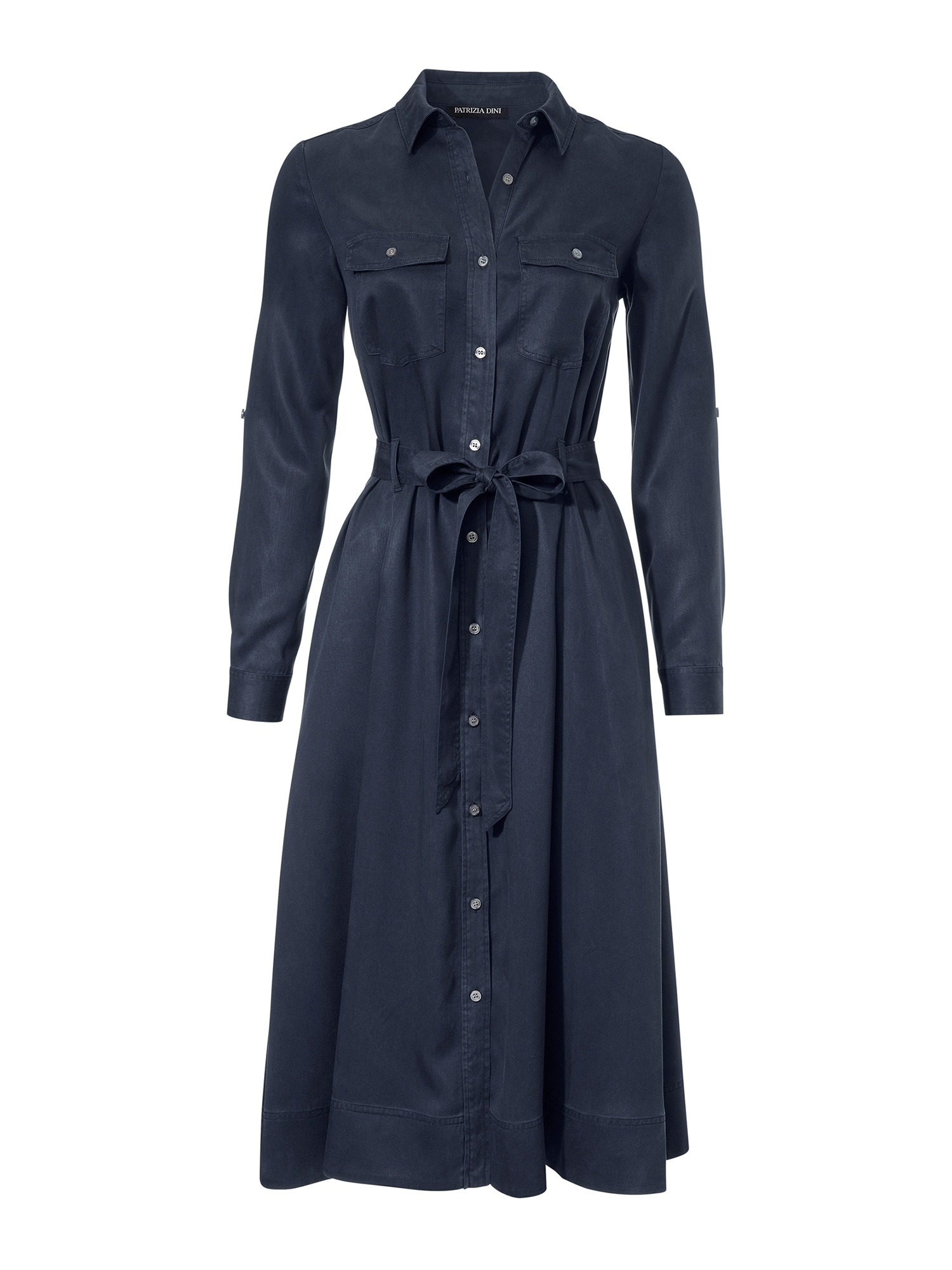 heine Košilové šaty  tmavě modrá