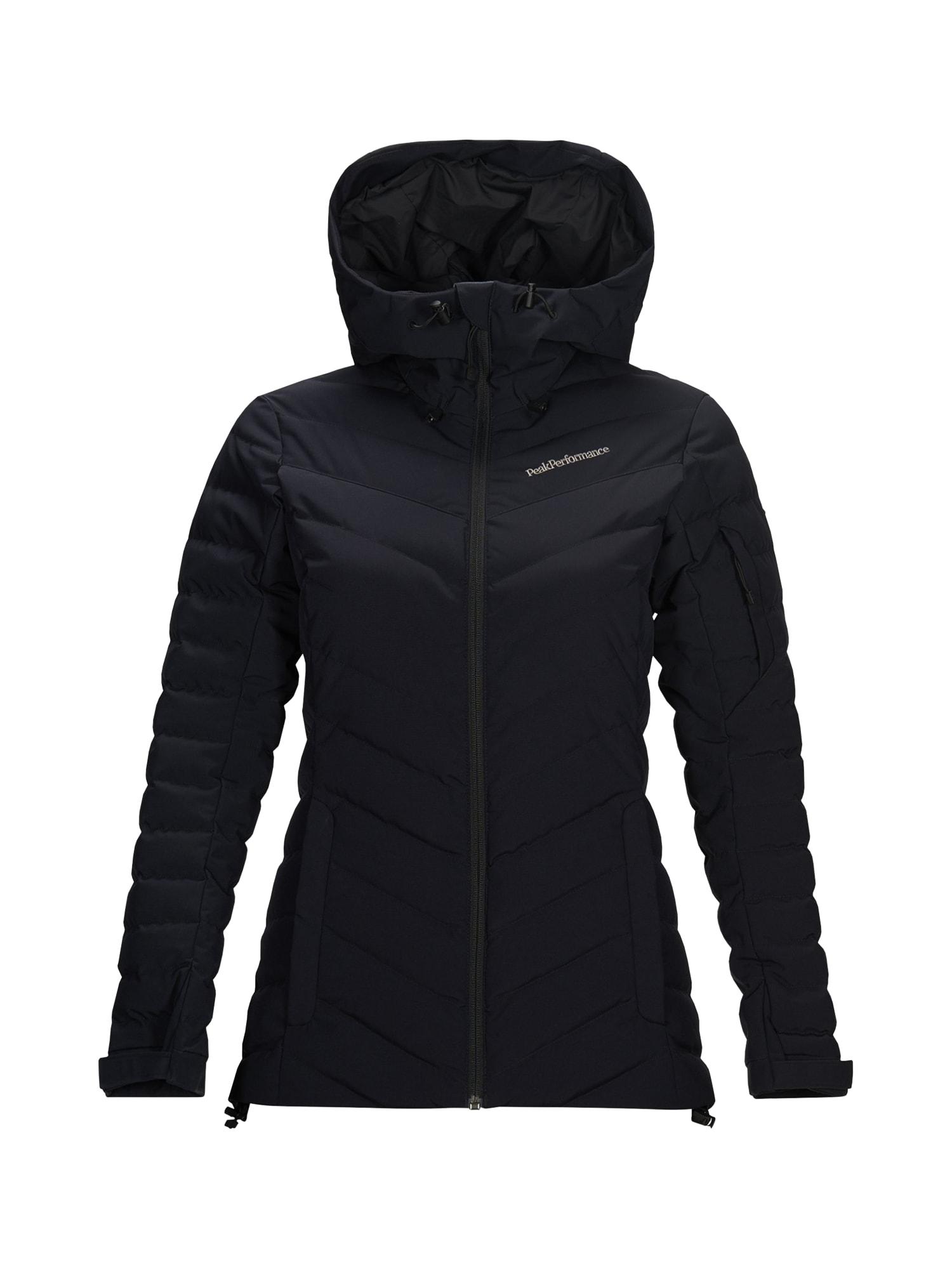PEAK PERFORMANCE Geacă outdoor 'Frost'  negru