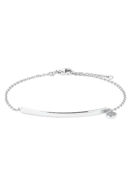 Armbaender - Armband › AMOR › silber  - Onlineshop ABOUT YOU