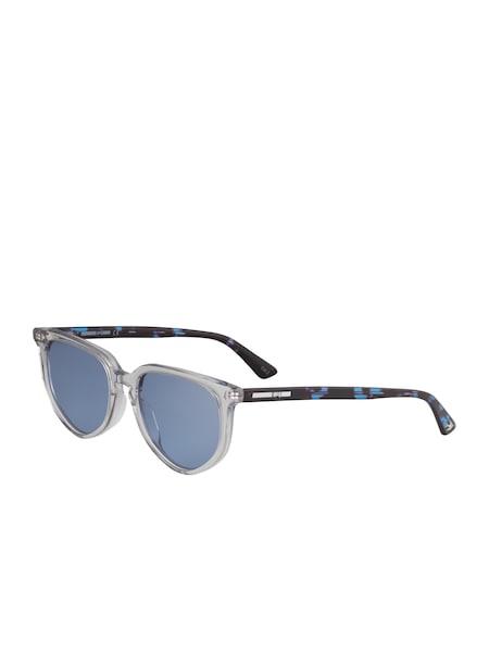Sonnenbrillen - Sonnenbrille 'MQ0251S 001 53 ' › McQ Alexander McQueen › blau grau  - Onlineshop ABOUT YOU
