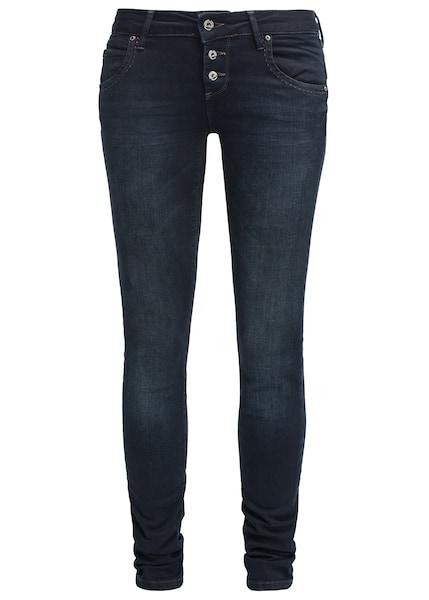 Hosen - Jeans 'Ulla Slim' › Miracle of Denim › schwarz  - Onlineshop ABOUT YOU