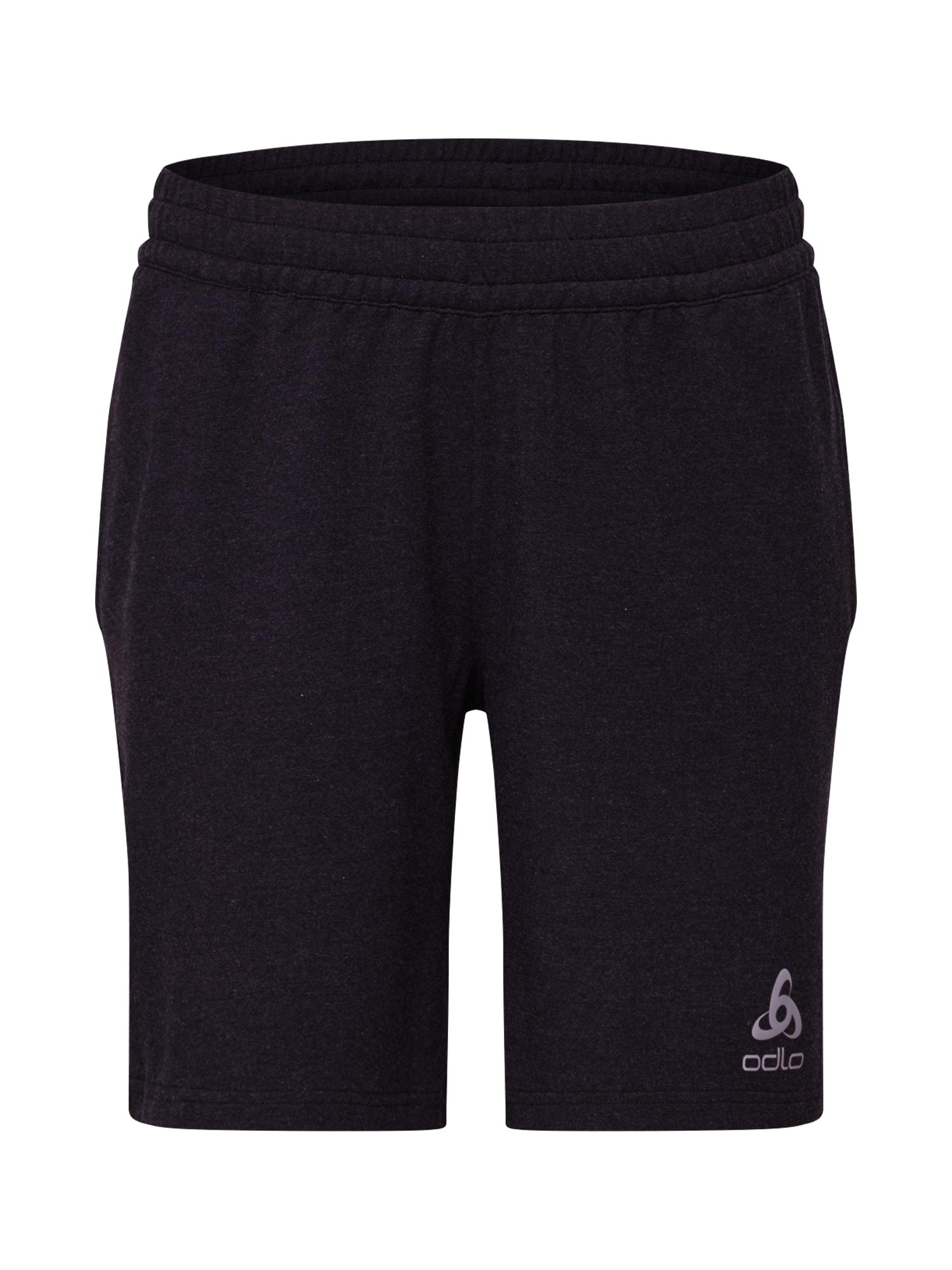 ODLO Sportinės kelnės 'Shorts MILLENNIUM ELEMENT ' juoda