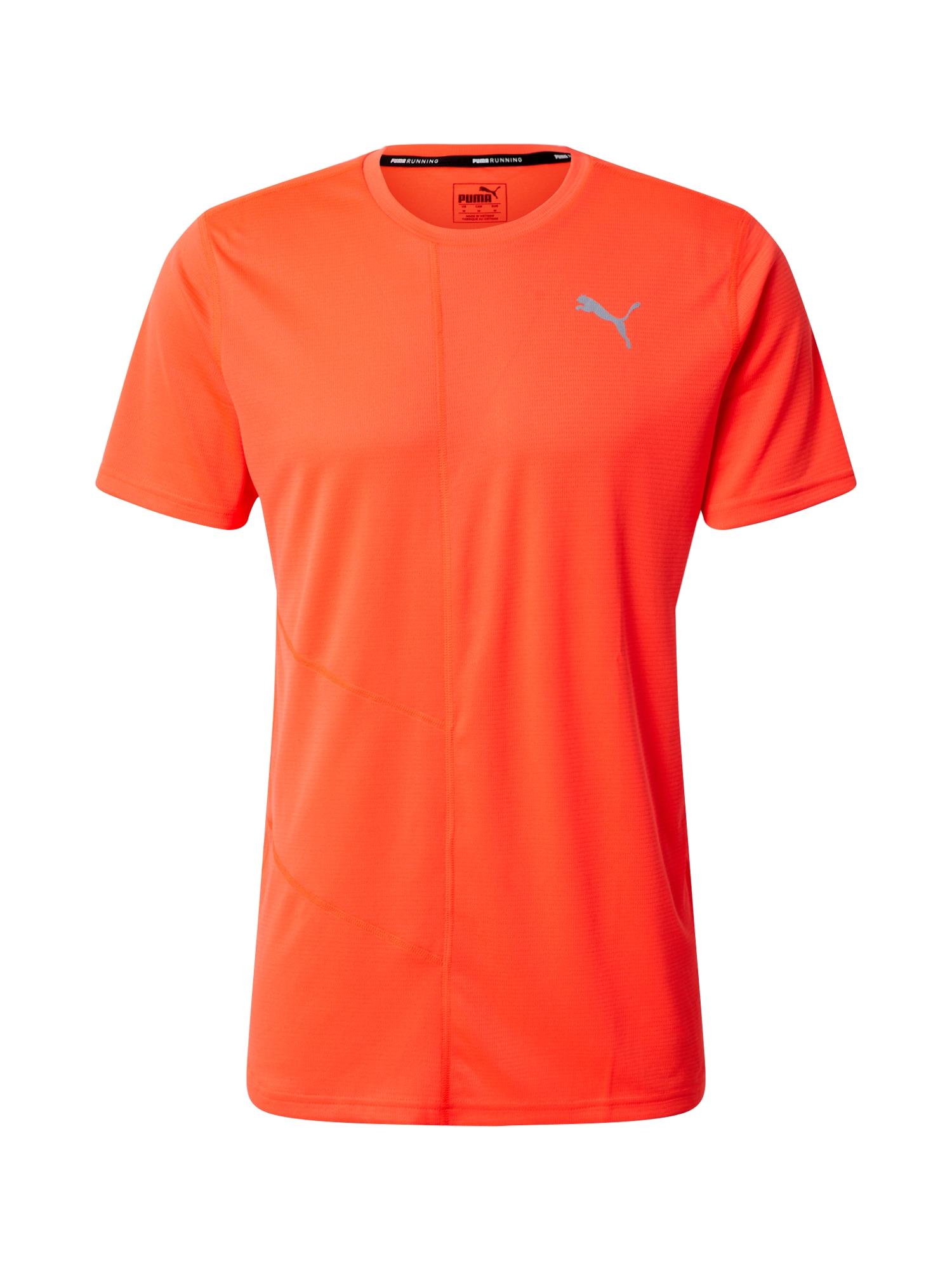 PUMA Funkčné tričko 'Ignite'  oranžová