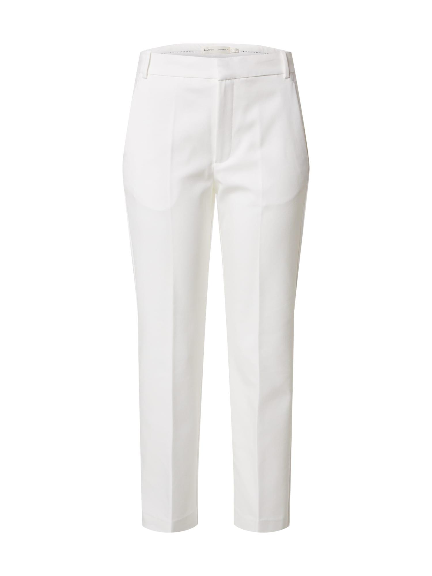 InWear Kelnės 'Zella' balta