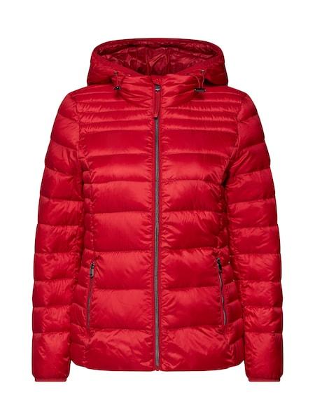 Jacken für Frauen - ESPRIT Jacke 'RDS' rot  - Onlineshop ABOUT YOU