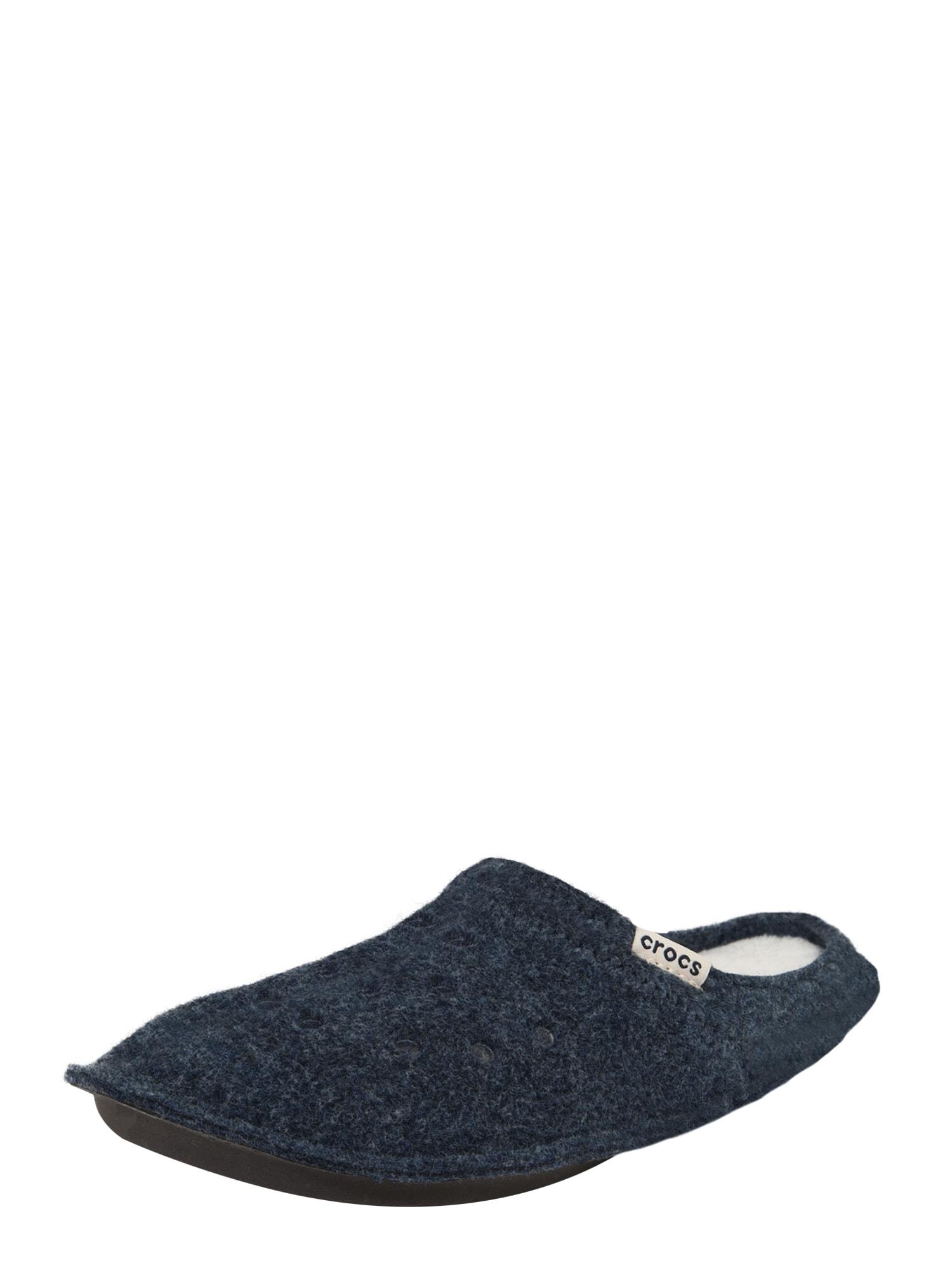 Crocs Naminės šlepetės tamsiai mėlyna