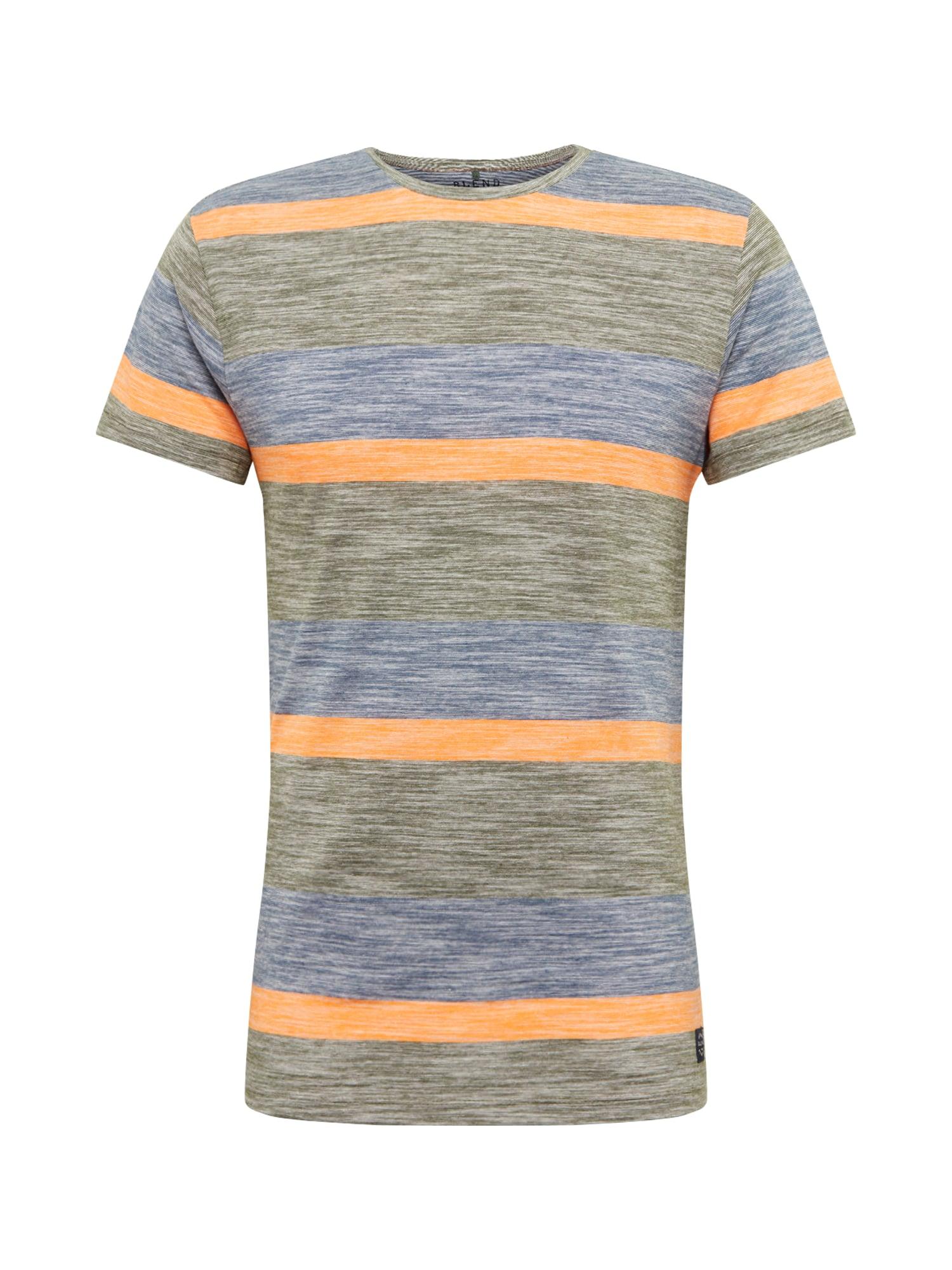 BLEND Marškinėliai mišrios spalvos
