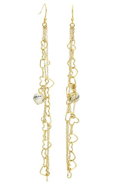 Ohrringe für Frauen - GUESS Ohrhänger 'UBE11324' gold  - Onlineshop ABOUT YOU