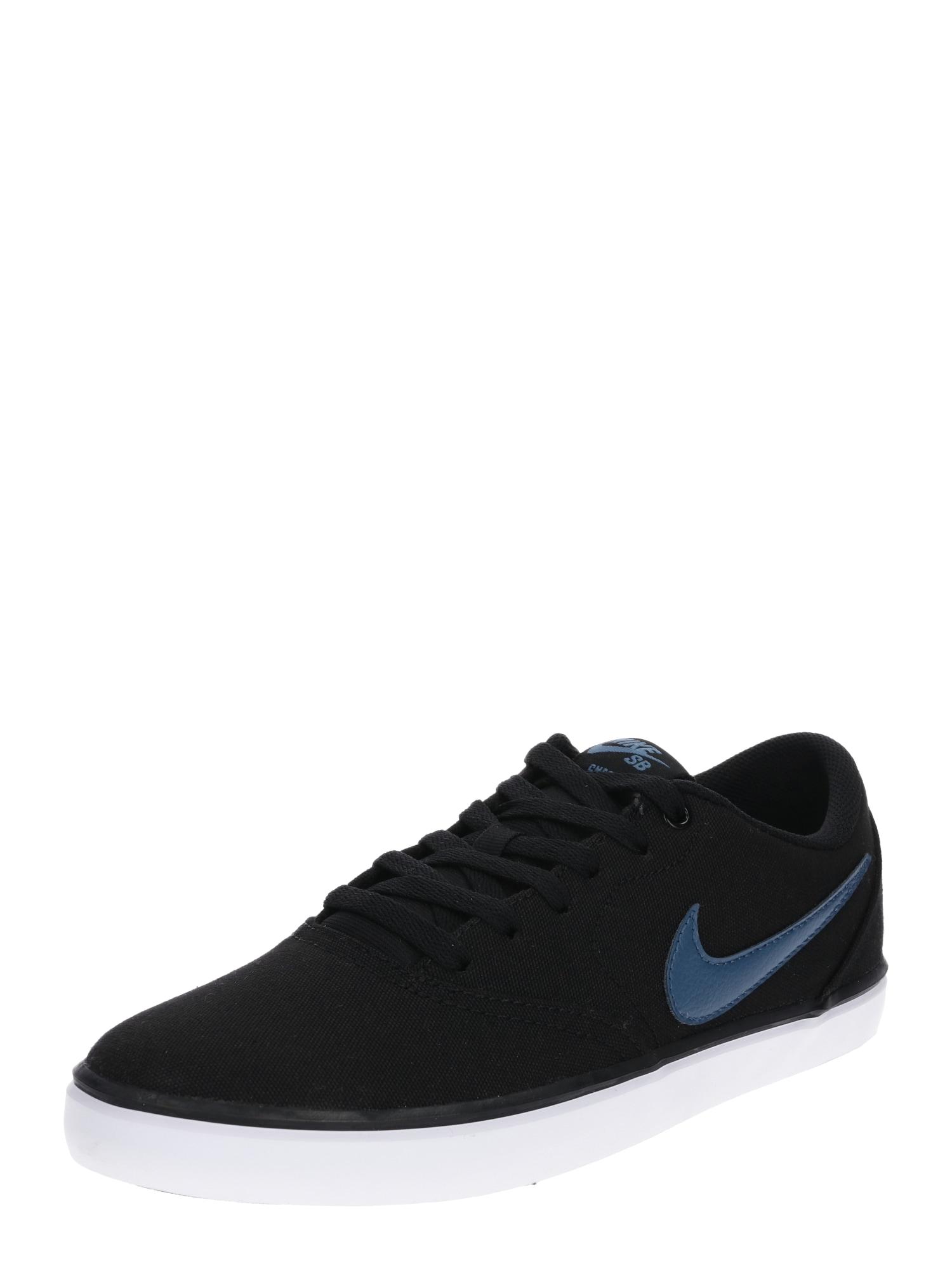 Tenisky tmavě modrá bílá Nike SB