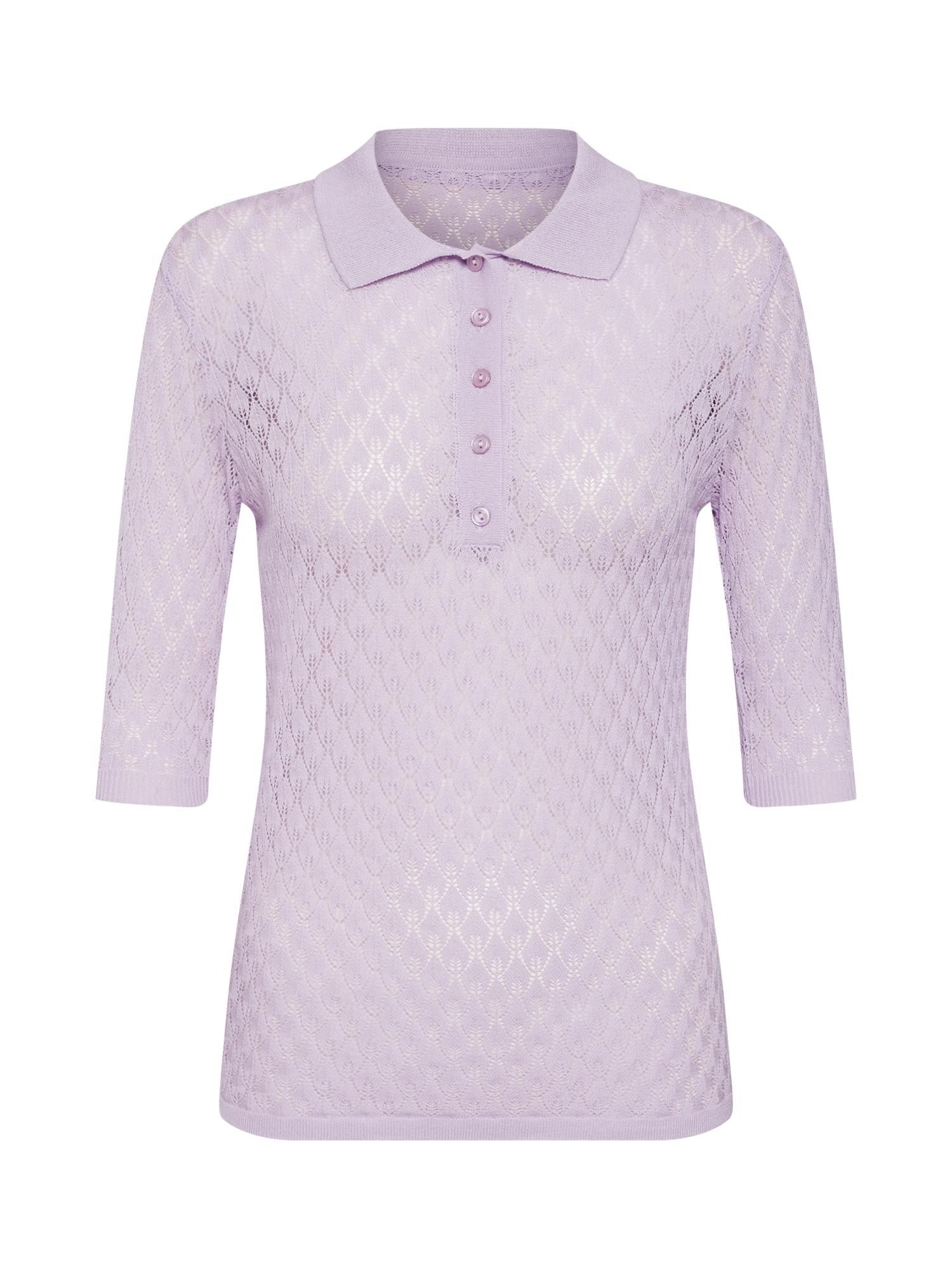 EDITED Marškinėliai 'Kalea' purpurinė