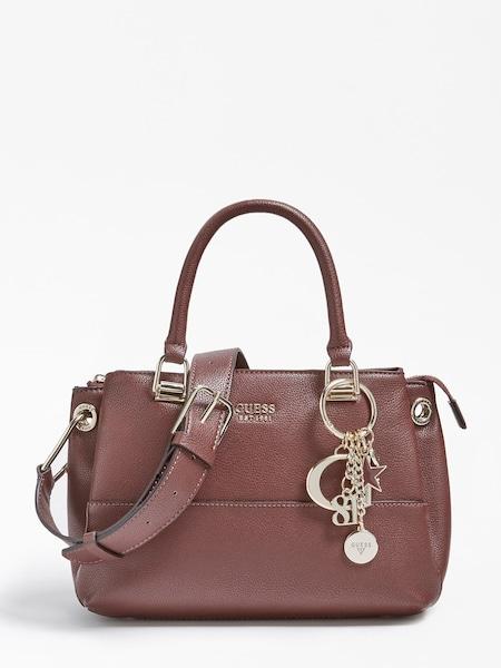 Handtaschen - Handtasche 'Lila' › Guess › blutrot  - Onlineshop ABOUT YOU