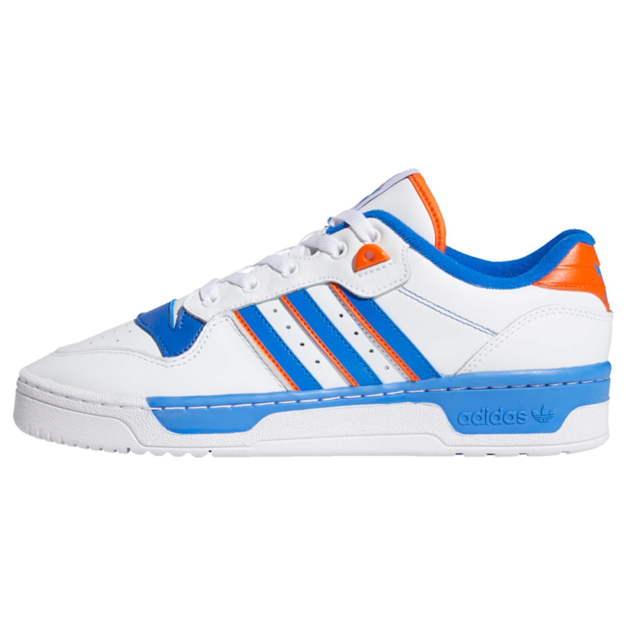 ADIDAS ORIGINALS Tenisky  bílá / modrá