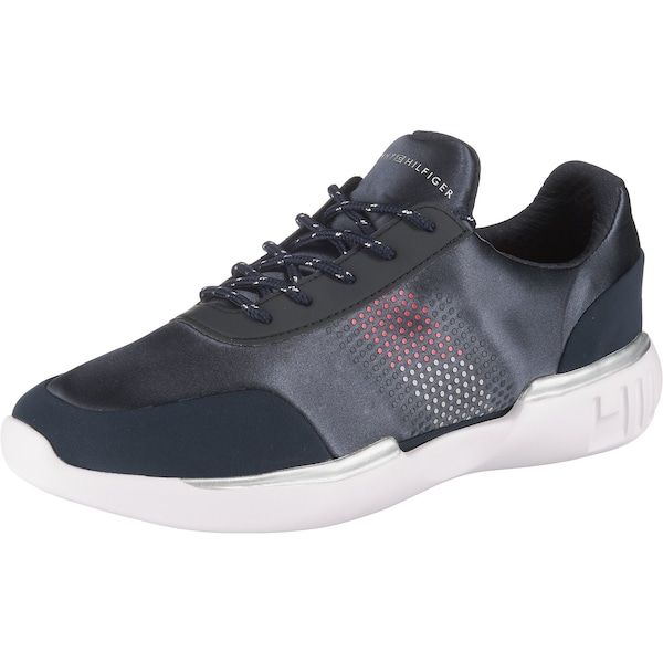Sneakers für Frauen - Sneakers Low › Tommy Hilfiger › kobaltblau rot  - Onlineshop ABOUT YOU