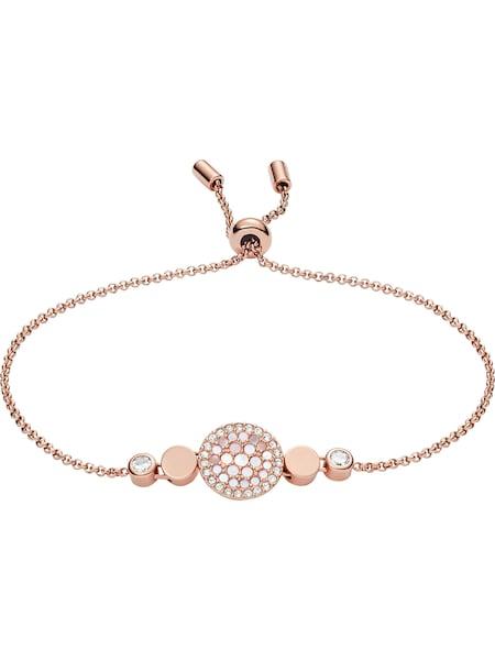 Armbaender für Frauen - FOSSIL Armband 'VINTAGE GLITZ' rosegold  - Onlineshop ABOUT YOU