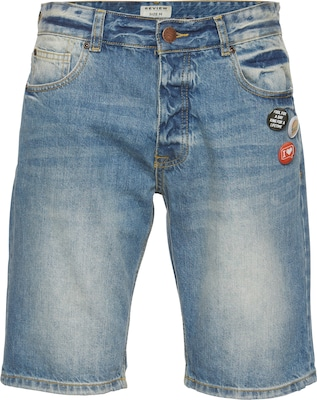 Review Jeansshorts 'DNM VINT BLUE'