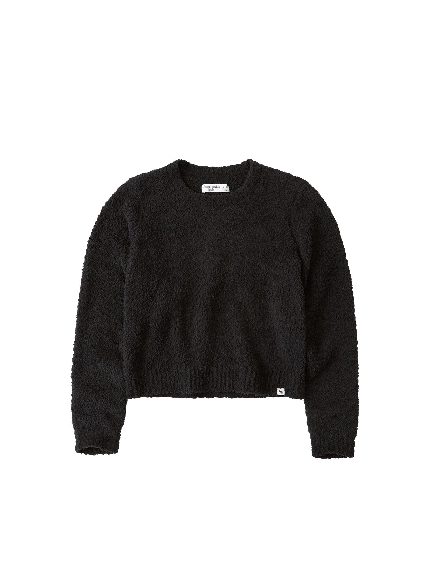 Abercrombie & Fitch Megztinis juoda