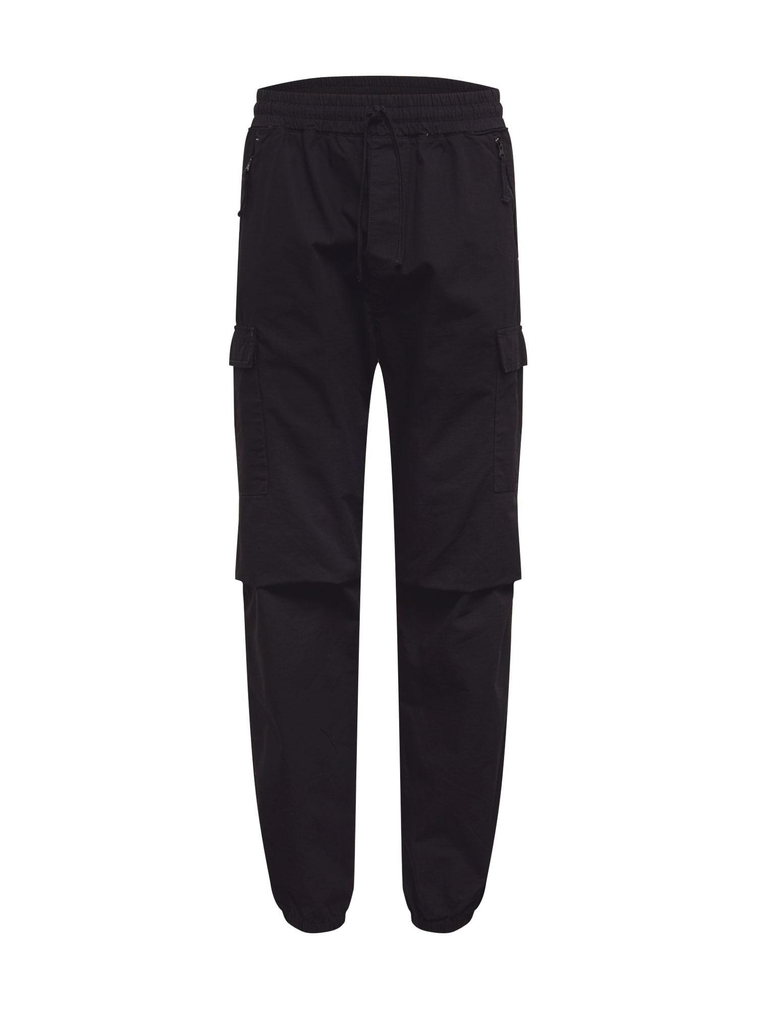 Carhartt WIP Kelnės juoda