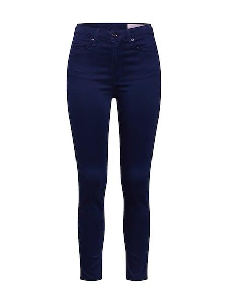 Hosen für Frauen - Jeans 'NINA' › Rag Bone › navy  - Onlineshop ABOUT YOU