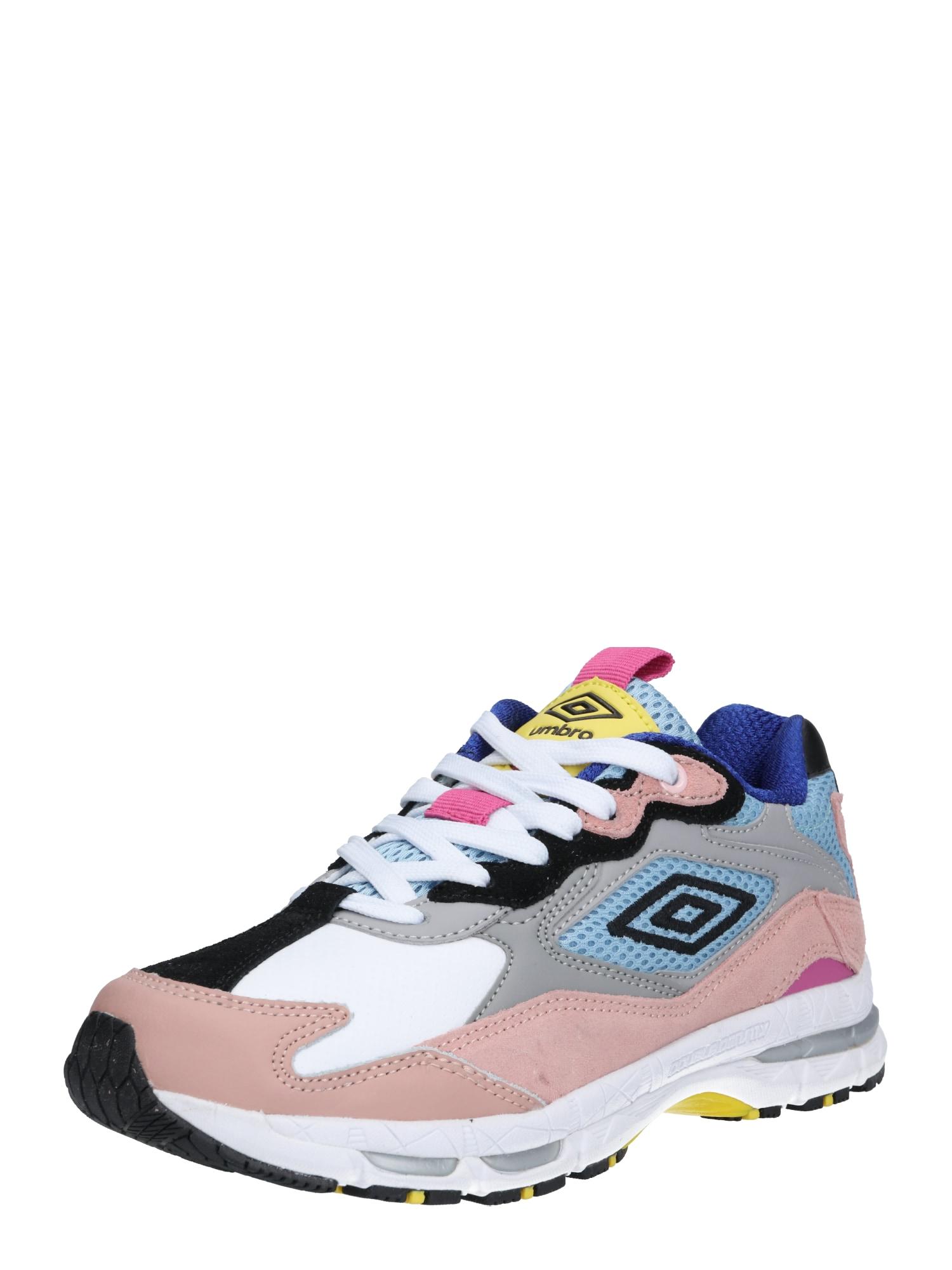 Tenisky UMFL0064 mix barev růžová UMBRO