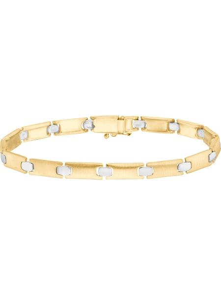 Armbaender für Frauen - CHRIST Armband '86061627' gold silber  - Onlineshop ABOUT YOU