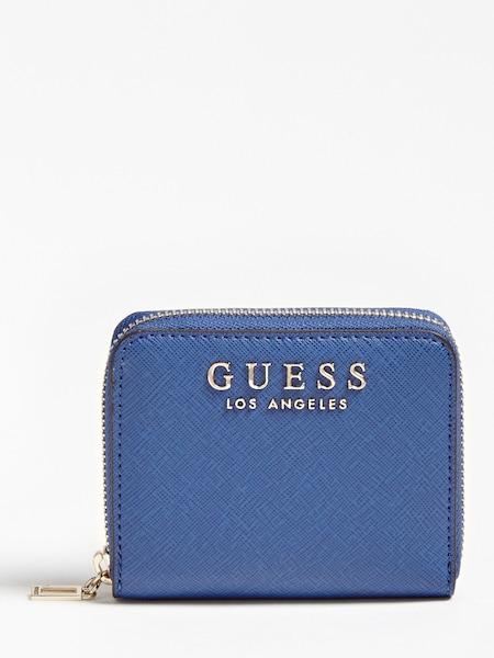 Geldboersen für Frauen - Portemonnaie 'Robyn' › Guess › royalblau  - Onlineshop ABOUT YOU