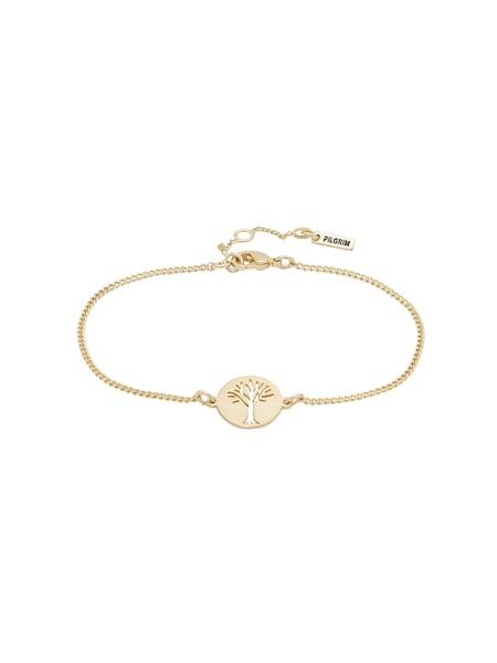 Armbaender für Frauen - Armband 'Elin' › Pilgrim › gold  - Onlineshop ABOUT YOU