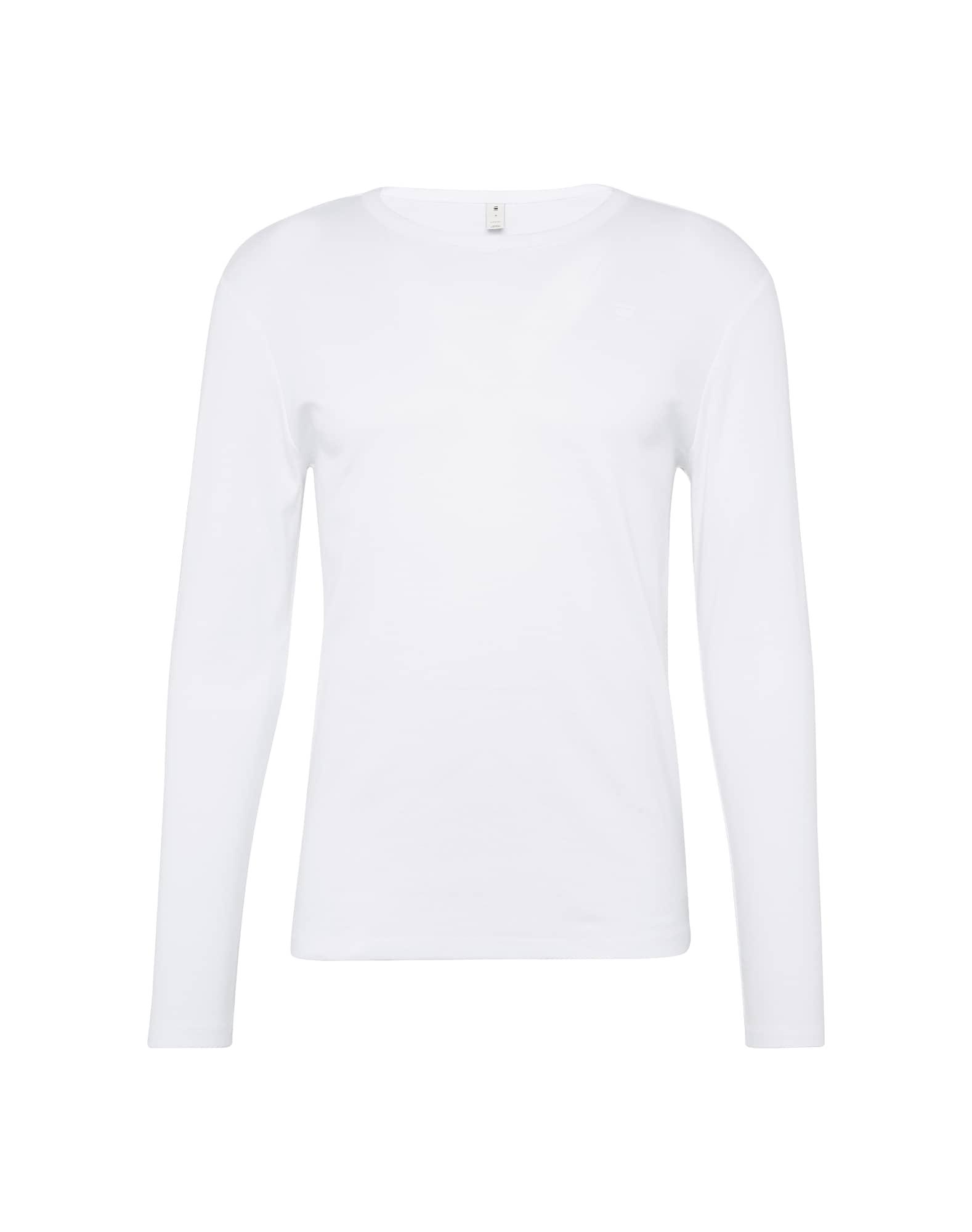 G-Star RAW Marškinėliai balta