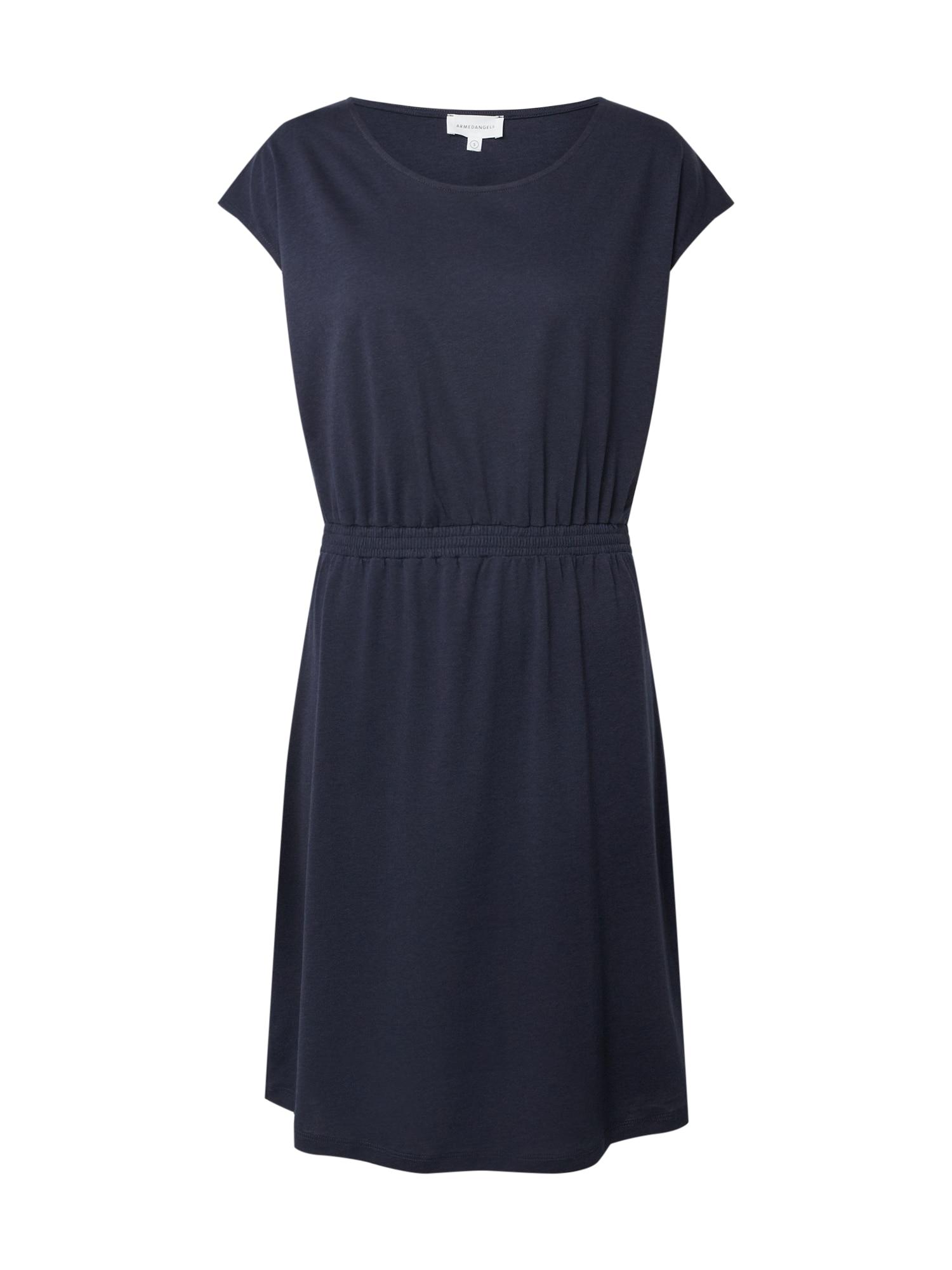 ARMEDANGELS Vasarinė suknelė 'Sonjaa' tamsiai mėlyna