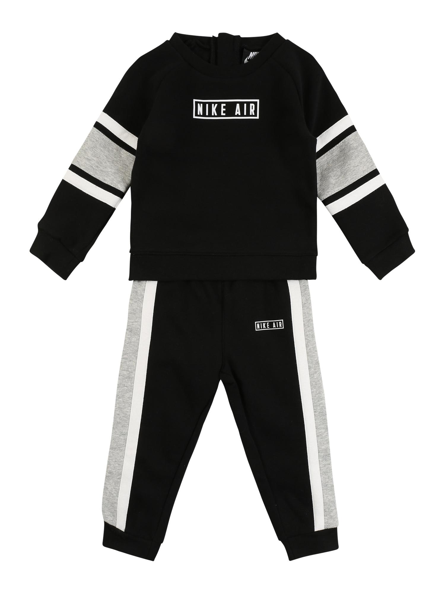 Nike Sportswear Rinkinys 'AIR CREW SET' juoda