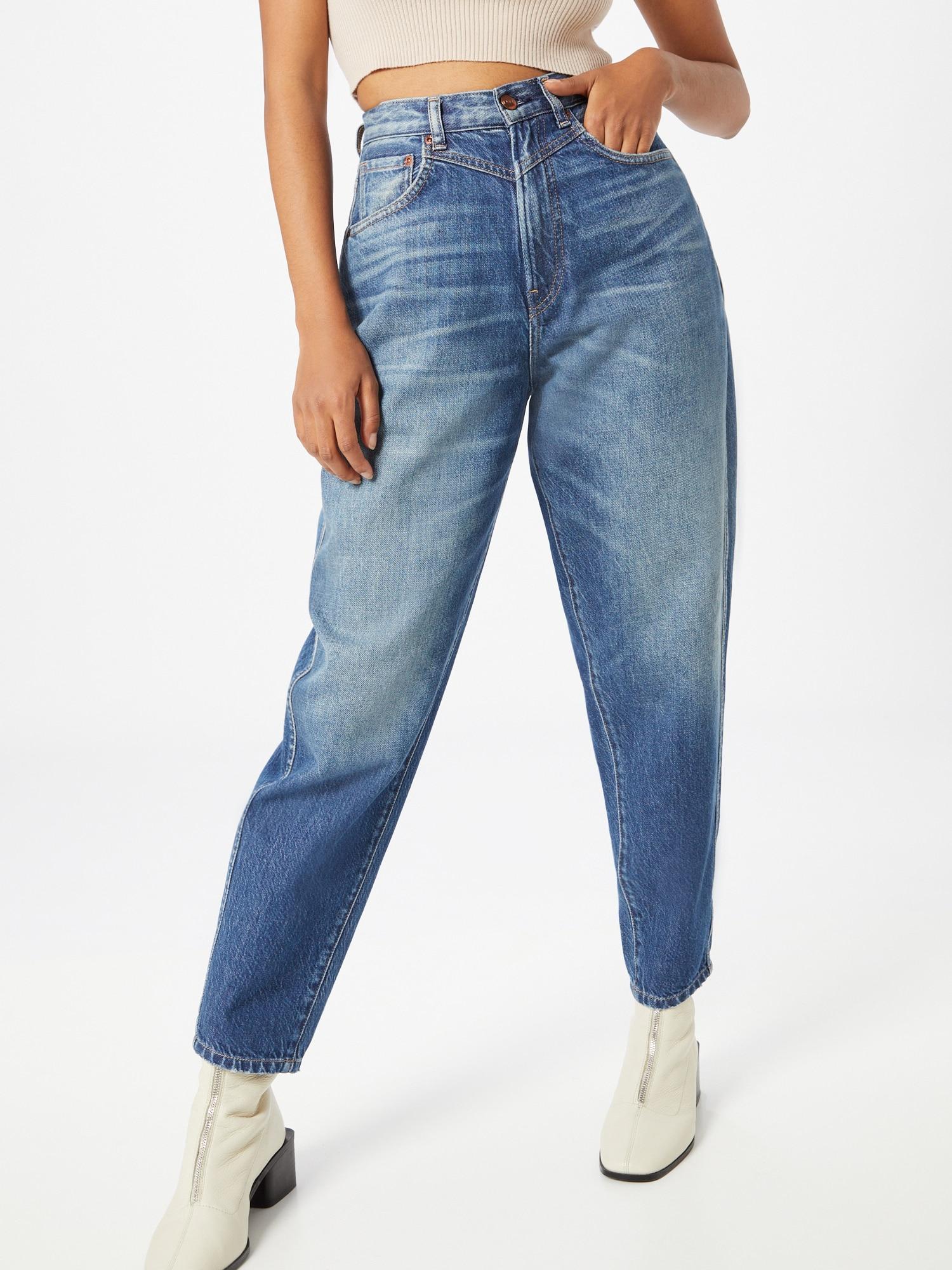 Pepe Jeans Jeans 'Rachel'  blå denim