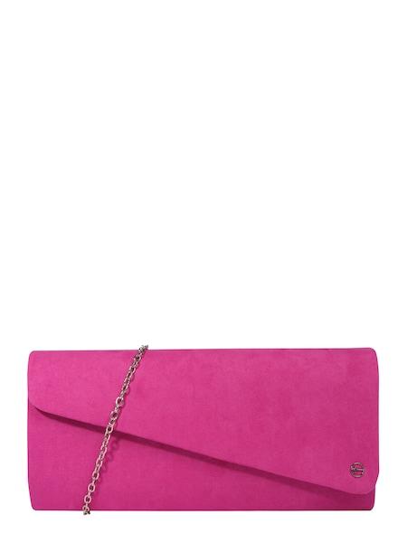 Clutches für Frauen - TAMARIS Clutch 'VEVA' pink  - Onlineshop ABOUT YOU