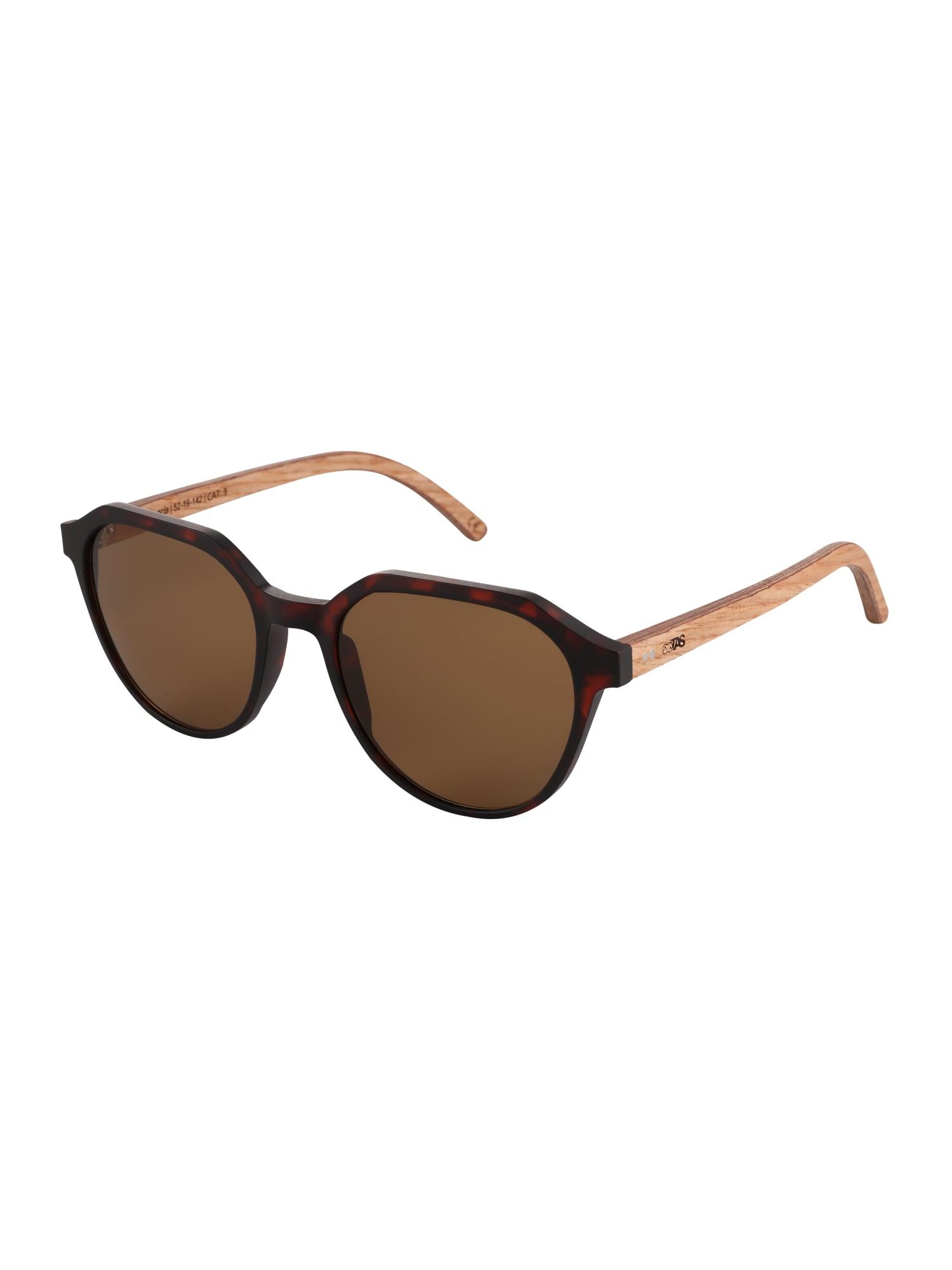 Sluneční brýle Verne Collection hnědá TAKE A SHOT