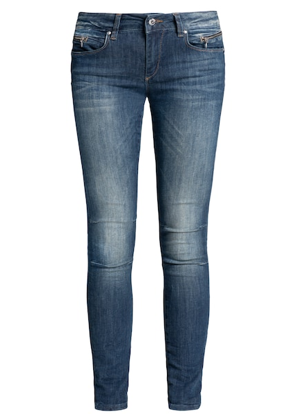 Hosen - Jeans 'Eva' › Miracle of Denim › dunkelblau  - Onlineshop ABOUT YOU