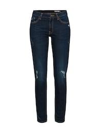 EDC BY ESPRIT,Esprit Damen Loosefit Jeans blau | 04059602419082