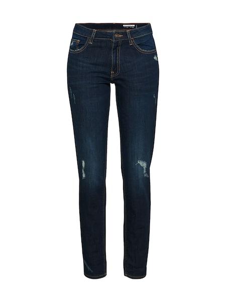 Hosen - Loosefit Jeans › EDC BY ESPRIT › blue denim  - Onlineshop ABOUT YOU