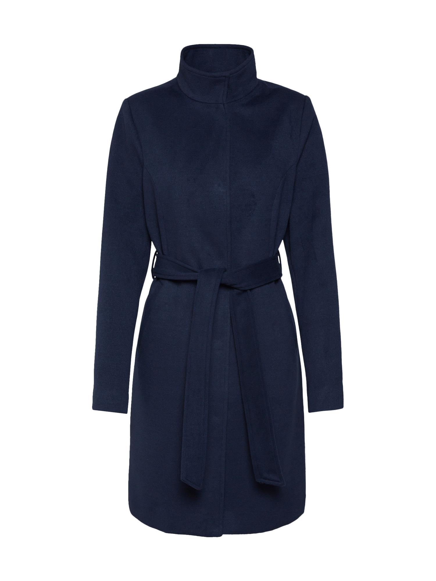 ABOUT YOU Rudeninis-žieminis paltas 'Carla' tamsiai mėlyna