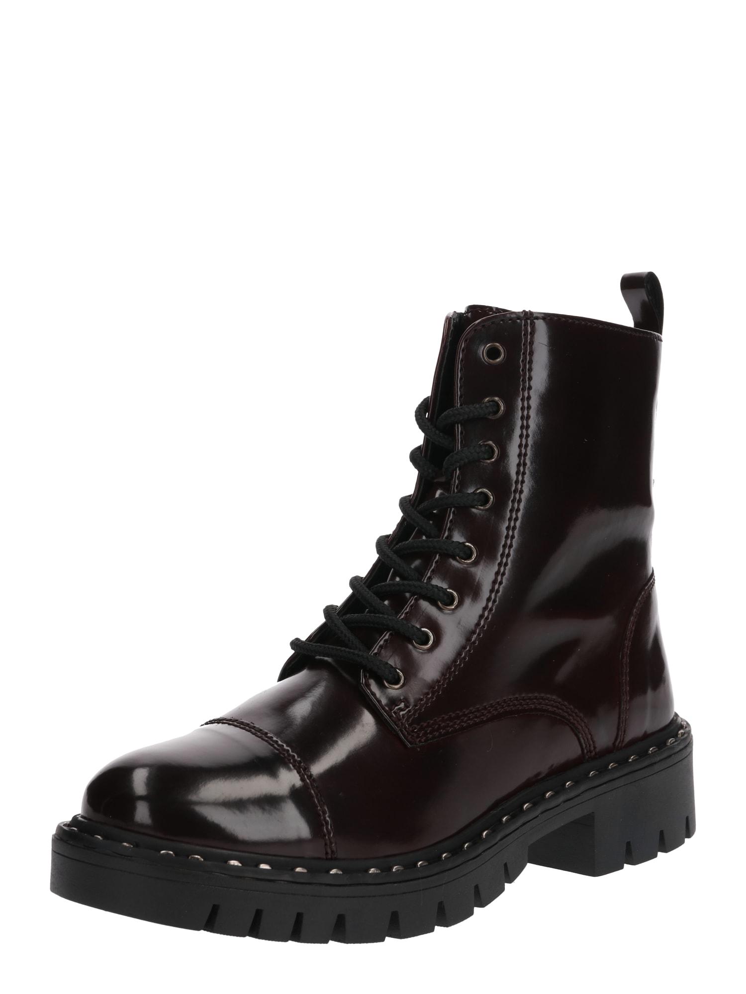 ALDO Suvarstomieji kulkšnis dengiantys batai 'GWEMMA' vyšninė spalva