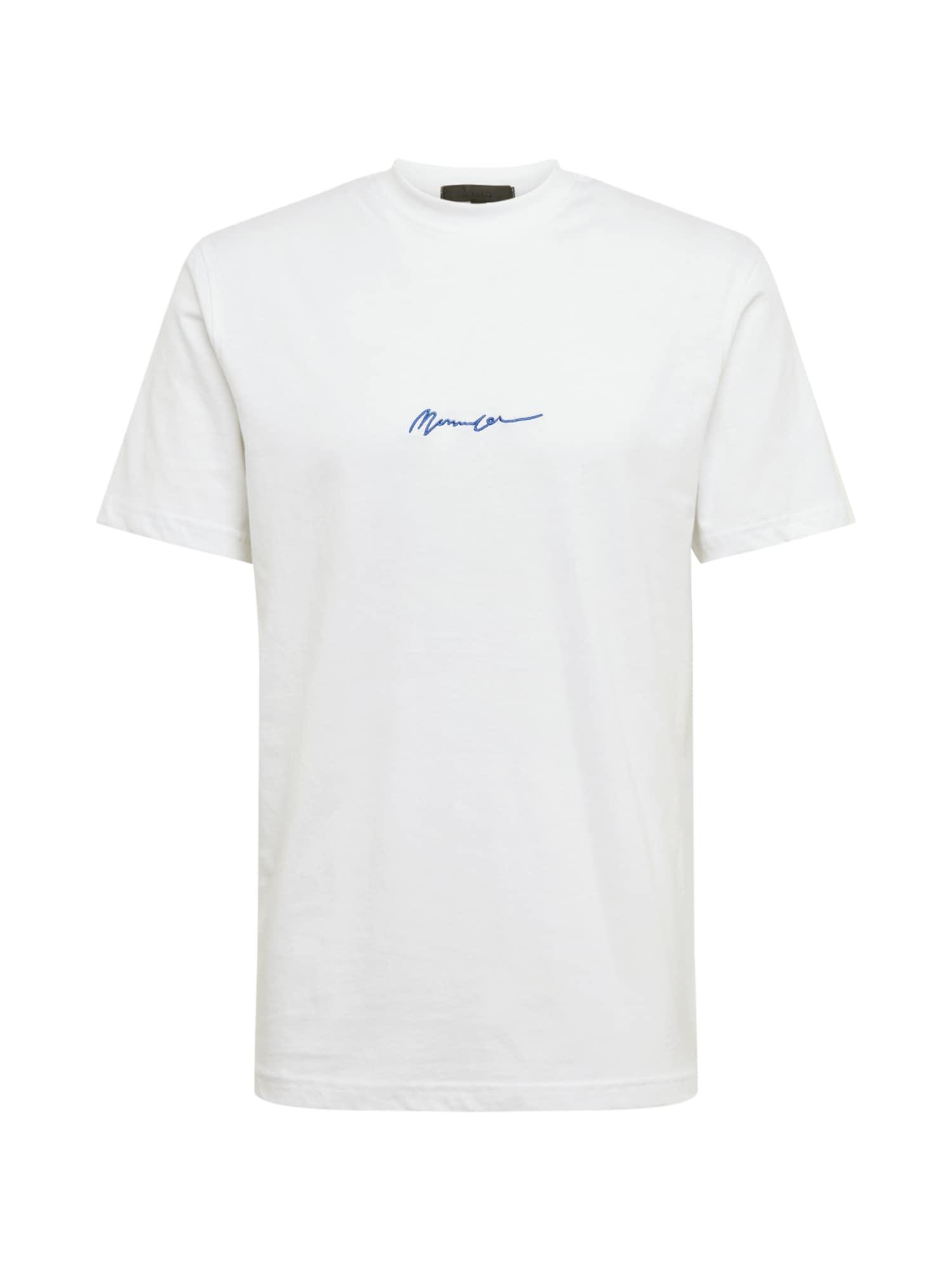 Mennace Tričko  biela