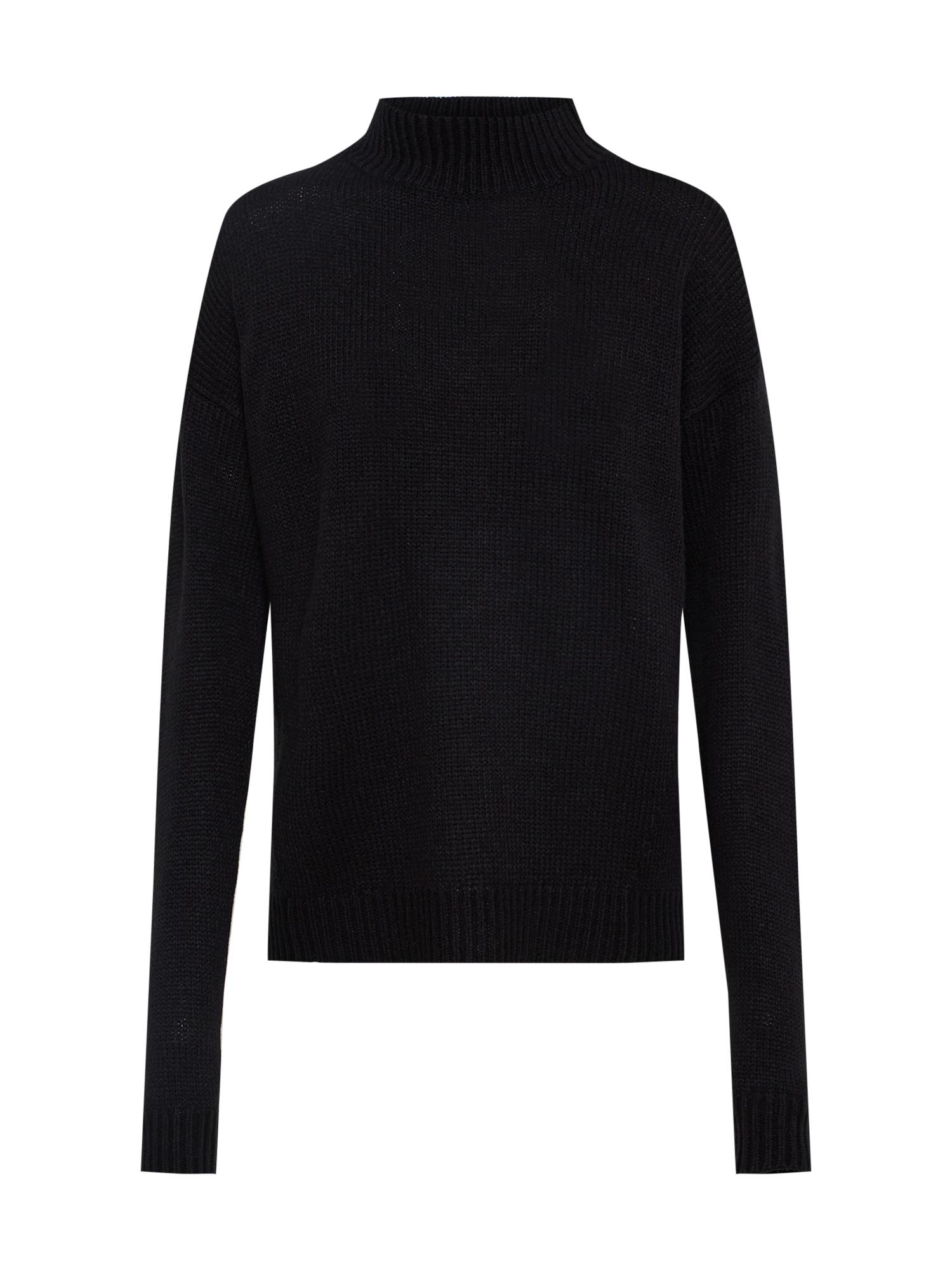 Urban Classics Laisvas megztinis juoda