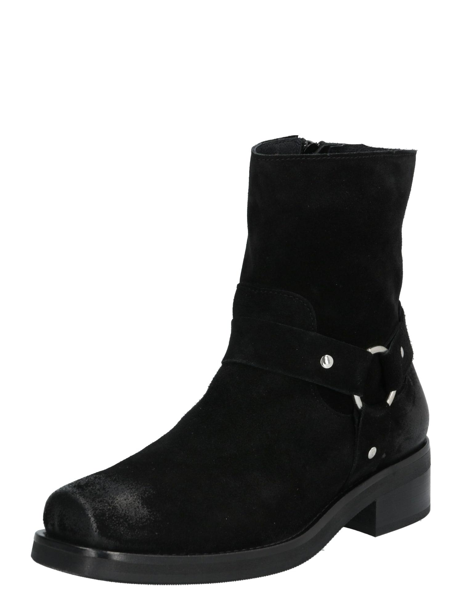 Ca Shott Kulkšnis dengiantys batai 'Boots' juoda