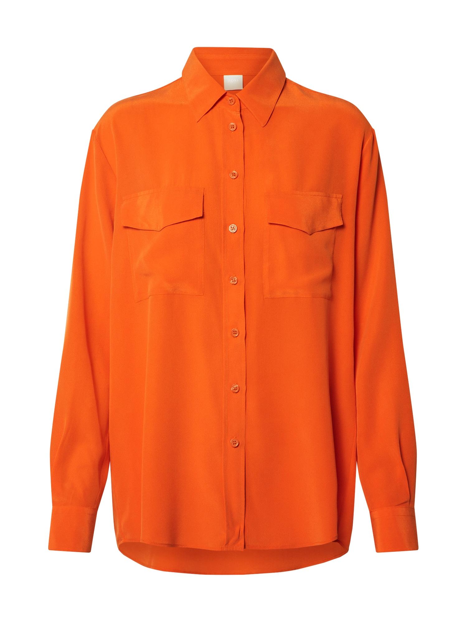 BOSS Palaidinė 'Civenti' oranžinė