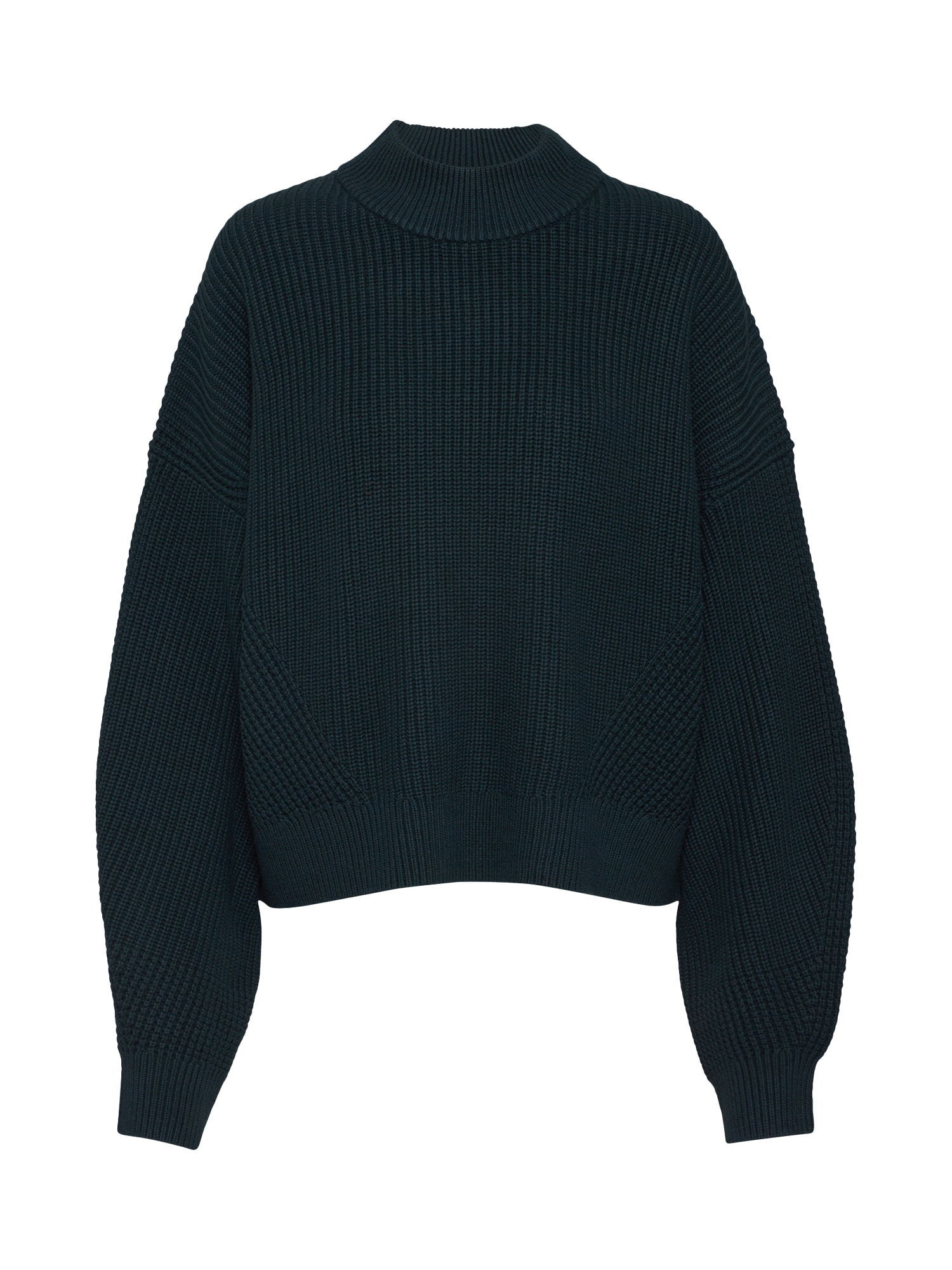 BOSS Megztinis 'Ismeni' tamsiai žalia
