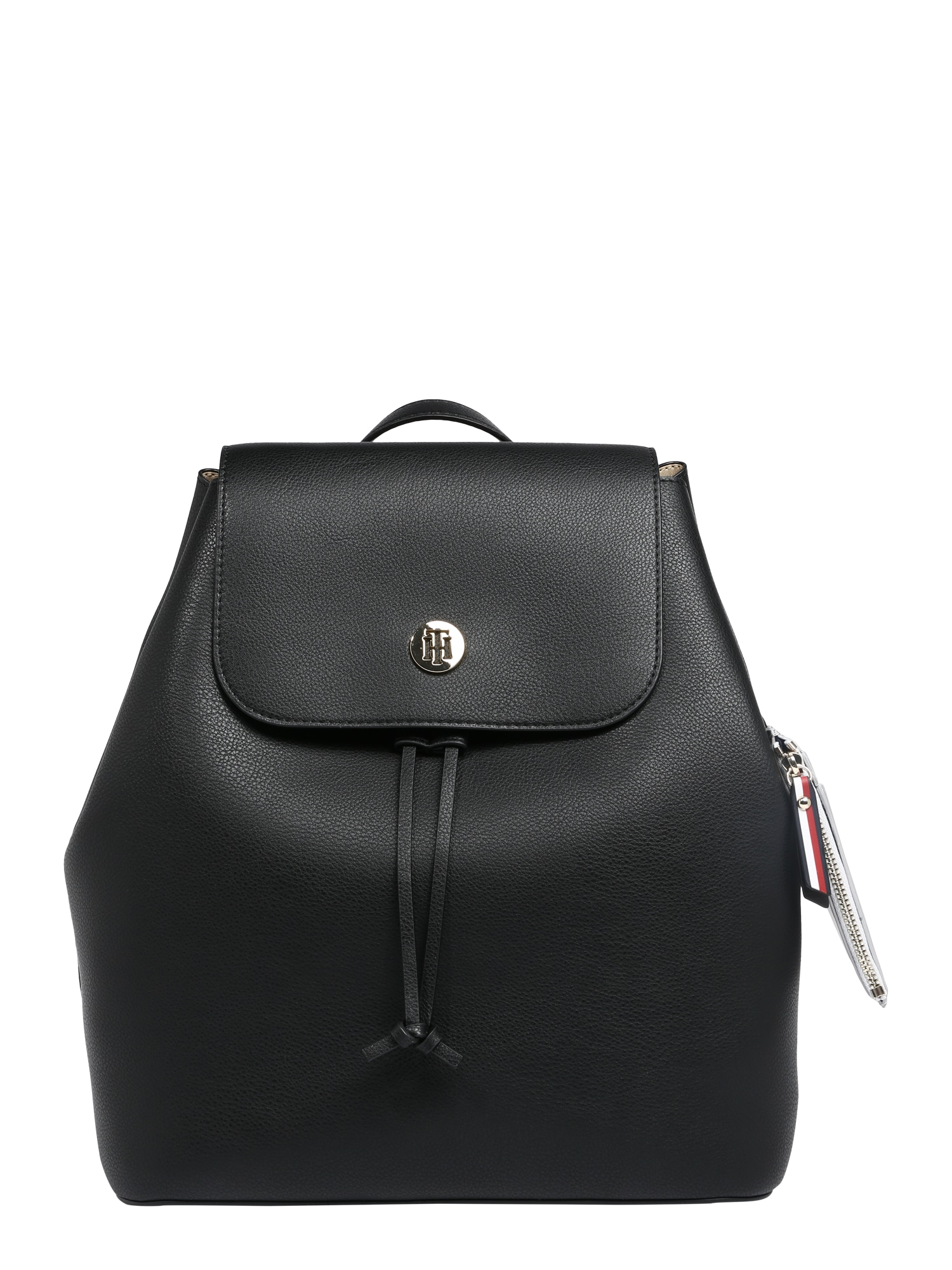 Batoh Charming Tommy Backpack černá TOMMY HILFIGER