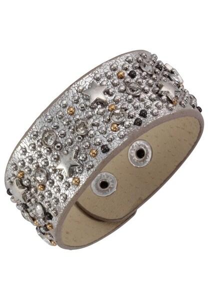 Armbaender für Frauen - J. Jayz Armband '139 132' gold silber weiß  - Onlineshop ABOUT YOU
