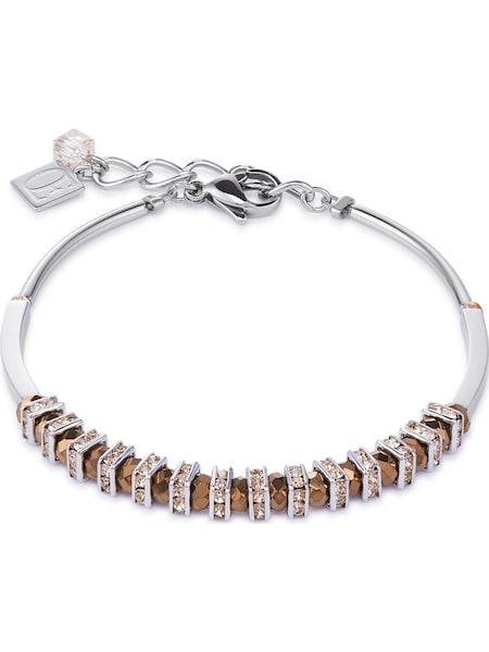 Armbaender für Frauen - Coeur De Lion Armband '4858 30 1126' rosegold silber  - Onlineshop ABOUT YOU