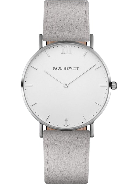 Uhren für Frauen - Paul Hewitt Uhr 'Sailor Line' grau  - Onlineshop ABOUT YOU