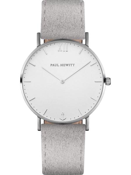 Uhren für Frauen - Paul Hewitt Uhr 'Sailor Line' grau  - Onlineshop ABOUT YOU