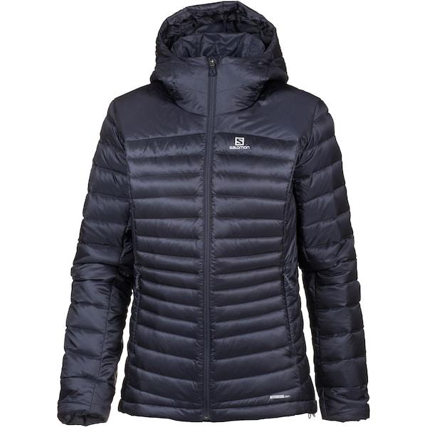 Jacken für Frauen - Daunenjacke 'HALOES DOWN' › SALOMON › navy  - Onlineshop ABOUT YOU