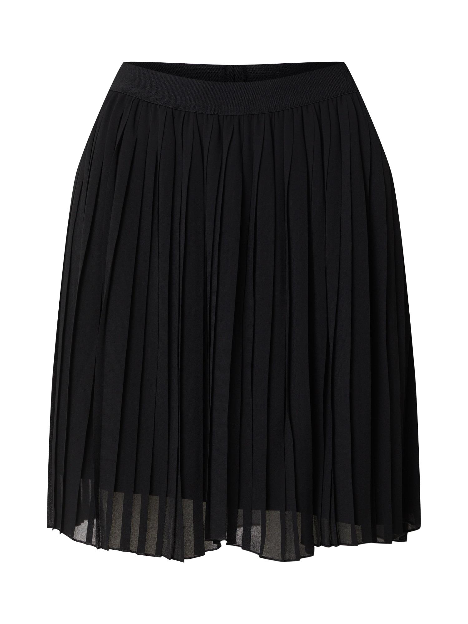 NU-IN Sukně  černá