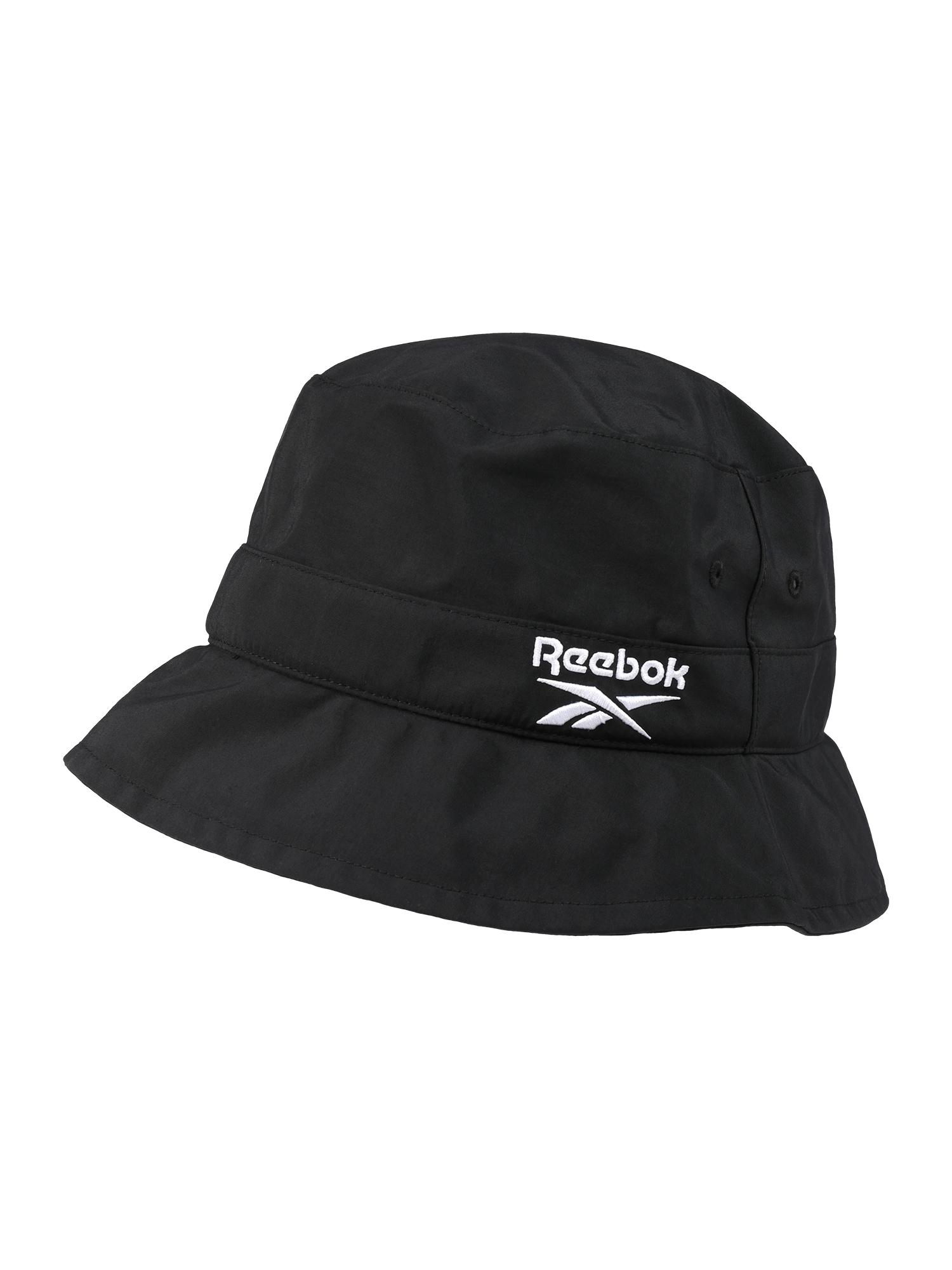 Reebok Classic Čiapky  čierna / biela
